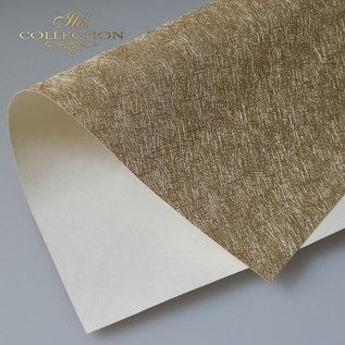 Karten und Scrapbooking Papier, Papier blöcke Great textured paper A4, 180 gr, with silver-colored fibers, choice in silver or gold