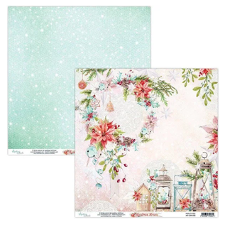 """Karten und Scrapbooking Papier, Papier blöcke 24 sheets of double-sided cardstock (240 g) in 6 """"x6"""" (about 15.2 x 15.2 cm) with magical papers. 12 different designs, 2 bonus bows with cut-out elements"""