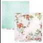 """Karten und Scrapbooking Papier, Papier blöcke 24 Blatt doppelseitiger Cardstock (240 g) in 6""""x6"""" (ca. 15.2 x 15.2 cm) mit zauberhaften Papieren. 12 unterschiedliche Designs, 2 Bonus-Bögen mit Ausschneideelementen"""