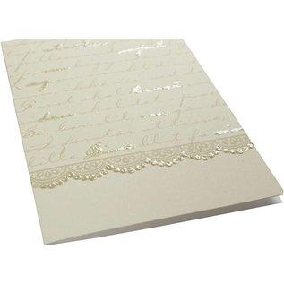 KARTEN und Zubehör / Cards 16 kaarten met envelop, kaartformaat 10,5x15 cm, 16 assorti