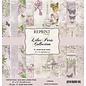 Stamperia und Florella Designer paper, card and scrapbook paper, 30.5 x 30.5cm, Lilac Paris Collection.