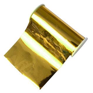 BASTELZUBEHÖR, WERKZEUG UND AUFBEWAHRUNG Metal effect foil, 200 x 6.4cm, in selection: silver, copper or gold