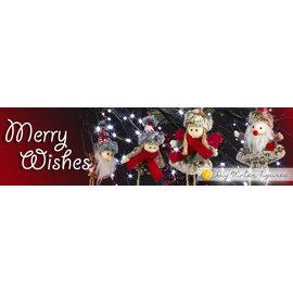 BASTELSETS / CRAFT KITS Bastelset: jolies figurines d'hiver, décoration d'hiver, décorations de Noël, décoration en sélection