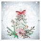 BASTELSETS / CRAFT KITS Disse koselige og likevel robuste treskivene kan brukes til alle slags dekorasjoner: som en velkomst på inngangsdøren ... som dekorasjon ved peisen ... som gave ... eller som en julepynt.