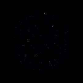 """Spellbinders und Rayher Timbre, """"vient du cœur"""", 3,0 cm"""