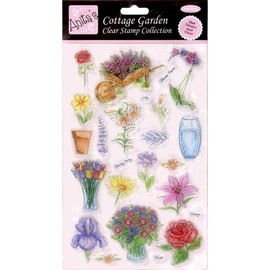 Docrafts / Papermania / Urban Transparent Stempel