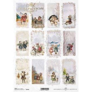 DECOUPAGE AND ACCESSOIRES NEW! Soft paper, rice paper, decoupage. For design on cards, kraft paper, cardboards, wood, glass, porcelain, MDF, polystyrene and many others.
