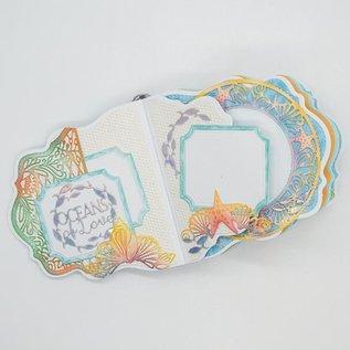 Tonic Studio´s Snijmallen / Snijsjablonen