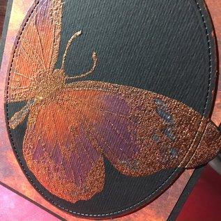 FARBE / MEDIA FLUID / MIXED MEDIA Metallic Gilding Polish Red Bronze