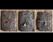Modellering met pasta, 3D-reliëfstencils, vormen en accessoires
