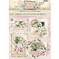 Karten und Scrapbooking Papier, Papier blöcke Stansblock, Lovely Moments, A4, 12 pages, 170 gr