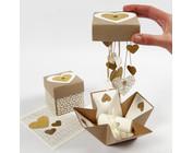 Instrucciones de artesanía GRATIS y plantilla + accesorios!