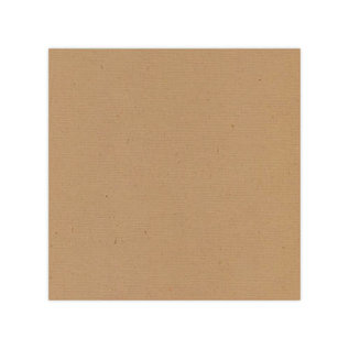 Designer Papier Scrapbooking: 30,5 x 30,5 cm Papier 10 vellen, linnen kraftkarton, 250 gram, bruine cappuccino, 30,5 x 30,5 cm