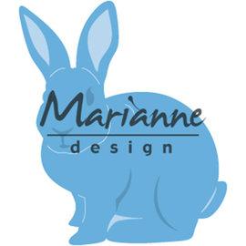 Marianne Design Stanzschablonen, Hase, LR0589