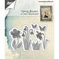 Joy!Crafts / Jeanine´s Art, Hobby Solutions Dies /  cutting dies, Doily, Flowers,  6002/1280