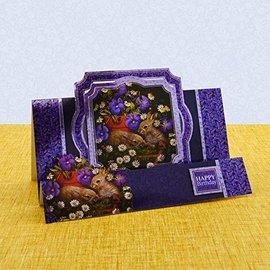 Hunkydory Luxus Sets Mirri Magic Topper Set - På slutten av hagen