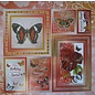 Hunkydory Luxus Sets 120 gorgeous designs, some finished with a metallic decorative frame, 220 gsm