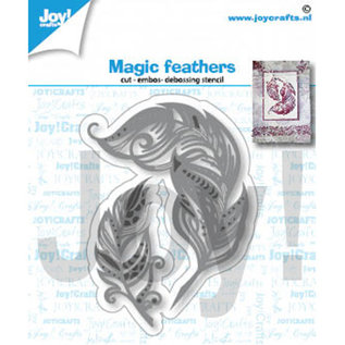 Joy!Crafts / Jeanine´s Art, Hobby Solutions Dies /  cutting dies, feather