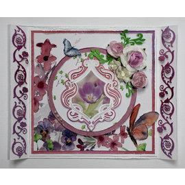 Joy!Crafts / Jeanine´s Art, Hobby Solutions Dies /  Stanseskabelon,  frame