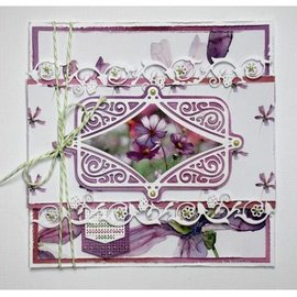 Joy!Crafts / Jeanine´s Art, Hobby Solutions Dies /  PUNCHING MODELLO,  frame