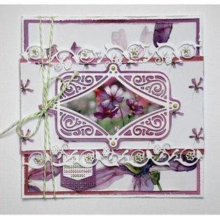 Joy!Crafts / Jeanine´s Art, Hobby Solutions Dies /  PUNCHING MODELLO,  frame