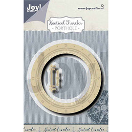 Joy!Crafts / Jeanine´s Art, Hobby Solutions Dies /  Snijmallen / Snijsjablonen,  Patrijspoort