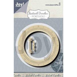 Joy!Crafts / Jeanine´s Art, Hobby Solutions Dies /  Stanseskabelon,  Porthole
