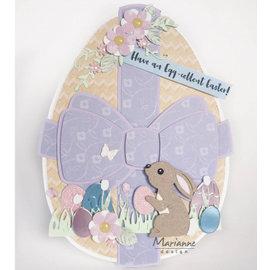 Marianne Design Plantillas de corte, Rabbit