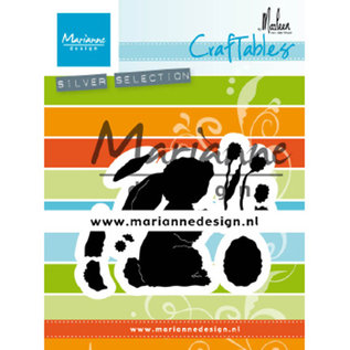 Marianne Design cutting dies, Rabbit