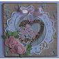 Marianne Design A4 Blatt mit Bilder, Bouquets