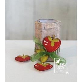 Joy!Crafts / Jeanine´s Art, Hobby Solutions Dies /  Punzonado y estampado en relieve plantillas: Linterna