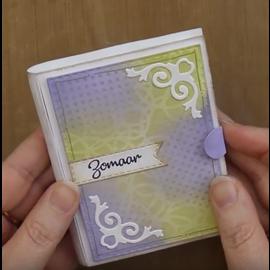 Nellie Snellen Matrices de découpe, 3D bookbox