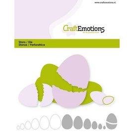 Craftemotions Stanseskabelon