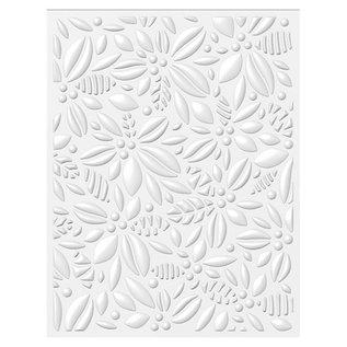 Tonic Studio´s Cartella goffratura, 14,5 x 19 cm, cartella goffratura per la progettazione di rilievi 3D su carta!
