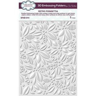 Tonic Studio´s Dossier de gaufrage, 14,5 x 19 cm, dossier de gaufrage pour la conception de relief 3D sur papier!