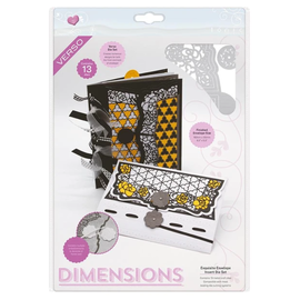 Tonic Studio´s cutting dies, 37 pcs., Tonic Studios, Dimensions, Legacy Curio Keepsake Creator Die Set, 2893E  - Copy