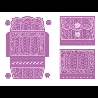 Tonic Studio´s Matrices de découpe, 37 pièces! Pour la conception de divers albums, cartes, etc., 2893E - Copy