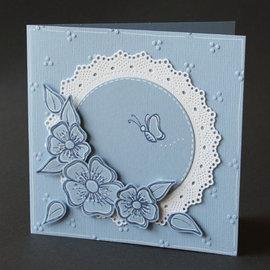 Marianne Design PUNCHING MODELLO,  Marianne Design, Shaker Doily, CR1474