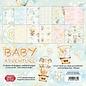 Karten und Scrapbooking Papier, Papier blöcke Designer paper, 30.5 x 30.5 cm, baby,