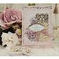LaBlanche Designer paper, romantic, wedding, 30.5 x 30.5 cm, printed on both sides