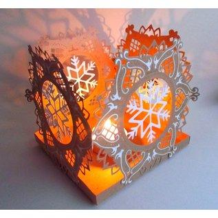 Marianne Design Marianne Design, Snij en embossing Sjabloon / Mall: LR0327