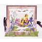 Marianne Design Feuille photo, A4, poussin, lapin, chien et chat