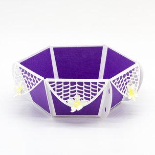 Tonic Studio´s cutting dies, 17 parts! Tonic Studios, 2710E decorations, basic accessories, basket, 2709E