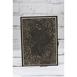 Crafter's Companion Carpeta de relieve 3D