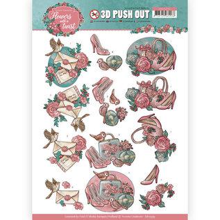 Yvonne Creations Die losse vellen met mooie motieven, voor ontwerp op kaarten, albums, collages en nog veel meer