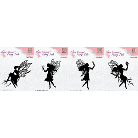 Nellie Snellen Nellie Snellen, gennemsigtigt stempel, 4 feer at vælge imellem