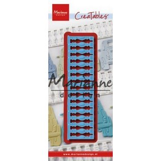 Marianne Design Stanzschablone, CreaTables, Balkon, LR0611