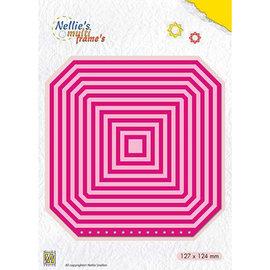 Nellie Snellen ACTION! Stanzschablone, Nellie Snellen, Multi Stanzschablonen, zum  Album erstellen