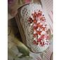 Locher / Stanzer / Punch NOUVEAU! Poinçon à fleurs - acier inoxydable avec prise souple. Perforez du papier et du carton jusqu'à 180 g. Taille du trou 5 mm