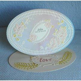 Tattered Lace Stanzschablonen, Vintage Zierrahmen + Labels (Etiketten) Limited!